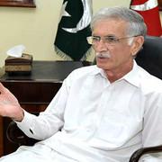 وفاقی وزیردفاع پرویز خٹک وزارت داخلہ کے لیے متحرک ہو گئے