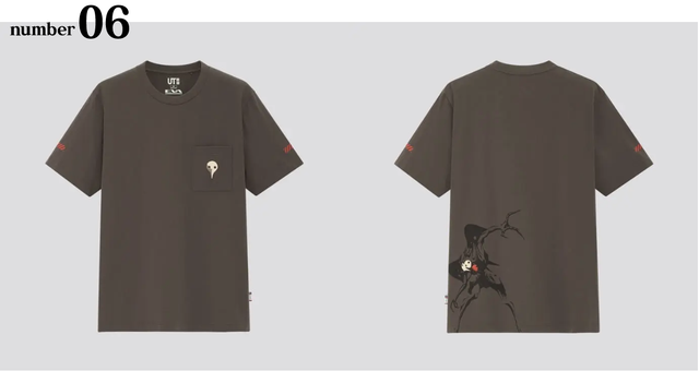 UNIQLO X EVANGELION 推出8件合作T-shirt 06