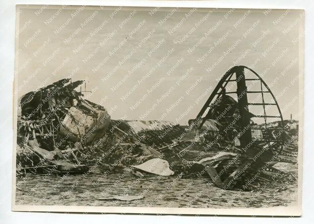Reste-eines-Sowjet-russischen-Bombers-Juli-1941