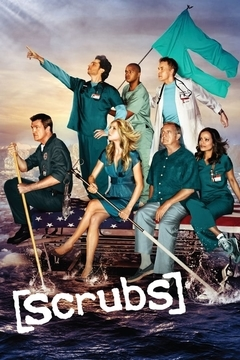 Watch The Big Bang Theory Online scrubs