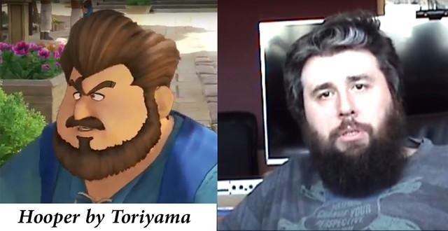 hooper Toriyama