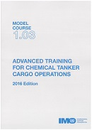 Model course 1.03: Advanced training for chemical tanker cargo operations