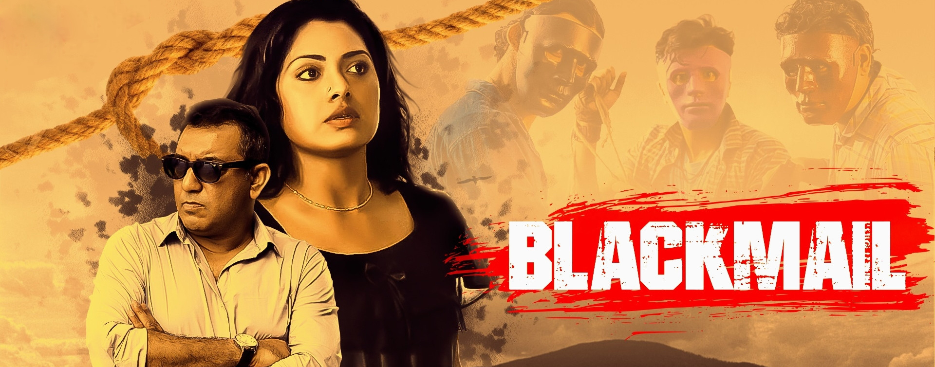 18+Blackmail Season 1 Complete (2020) Bengali 720p WEB-DL x264 500MB Download