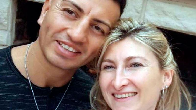 Desapareció una pareja y hallaron el cuerpo parcialmente carbonizado de la mujer