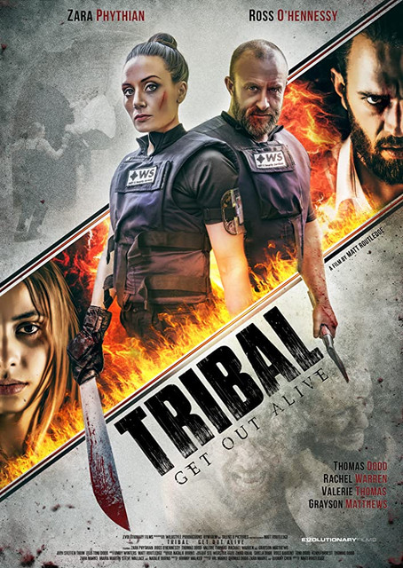 Tribal Get Out Alive 2020 English 480p HDRip 300MB Download