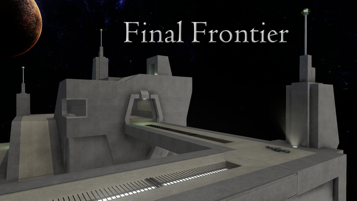 Final Frontier Icon