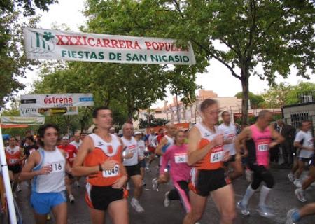 El 12 de Octubre vuelve la Carrera Popular de San Nicasio