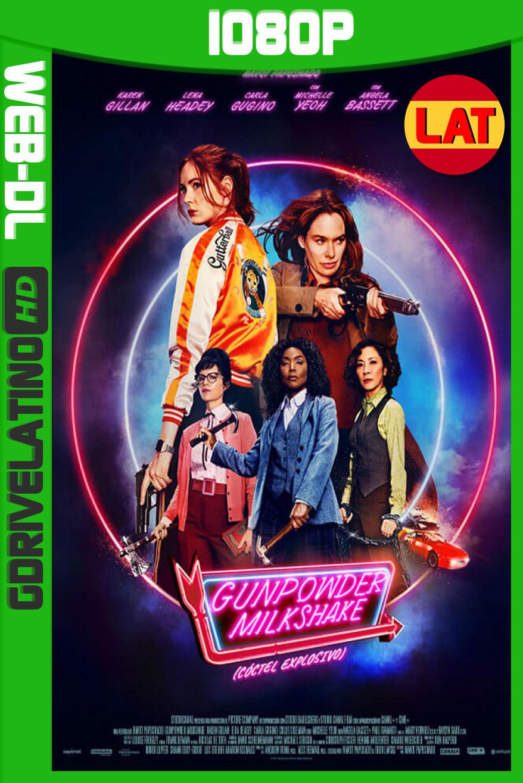 Gunpowder Milkshake (Cóctel explosivo) (2021) WEBDL 1080p Latino – Ingles MKV