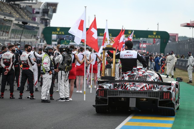 Retour en images sur un week-end exceptionnel pour TOYOTA GAZOO Racing qui remporte les 24 Heures du Mans et le Rallye de Turquie  Wec-2019-2020-gr-014