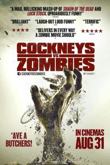 Rabusie kontra zombie / Cockneys vs Zombies (2012) PL.BRRip.XviD-GR4PE | Lektor PL
