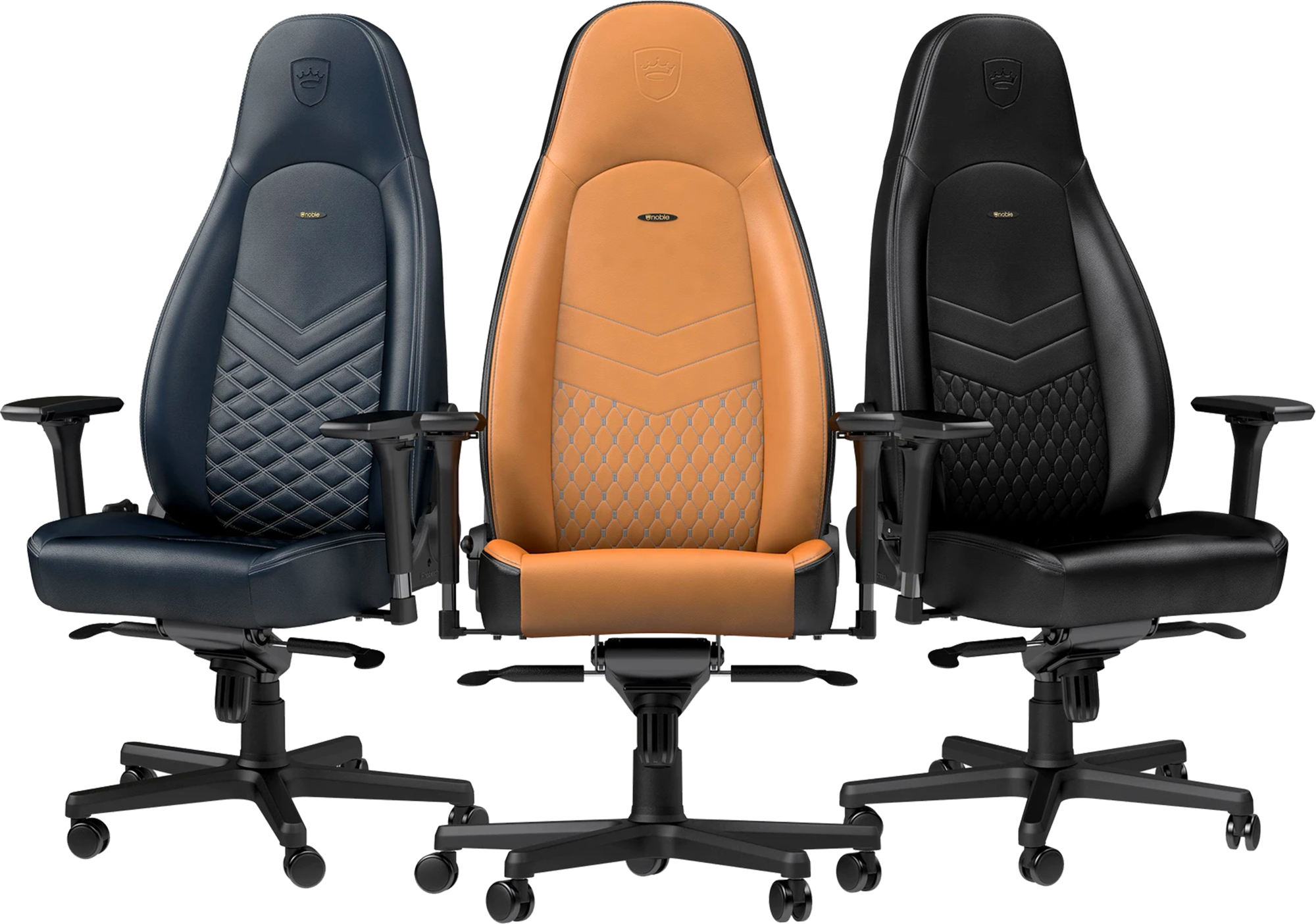 Noblechairs The Gaming Chair Evolution