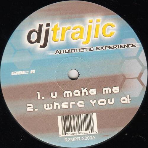 DJ Trajic - Audiotistic Experience