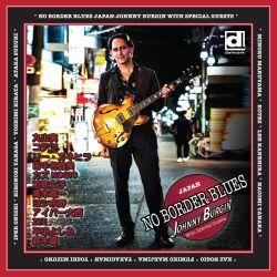 Johnny Burgin - No Border Blues (2020)