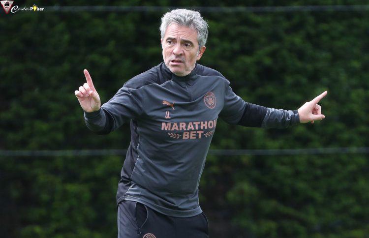 Latihan Keras Juanma Lillo, Bikin Bobot Pemain Manchester City Susut