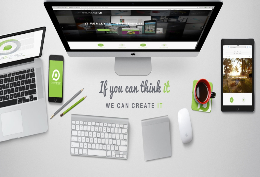 Design Hosting Custom Websites Service