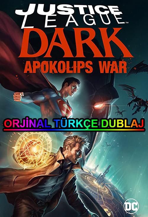 Adalet Birliği Karanlıktakiler: Apokolips Savaşı | 2020 | BDRip | XviD | Türkçe Dublaj | m720p - m1080p | BluRay | Dual | TR-EN | Tek Link