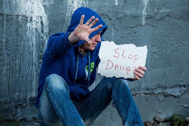 против наркотиков