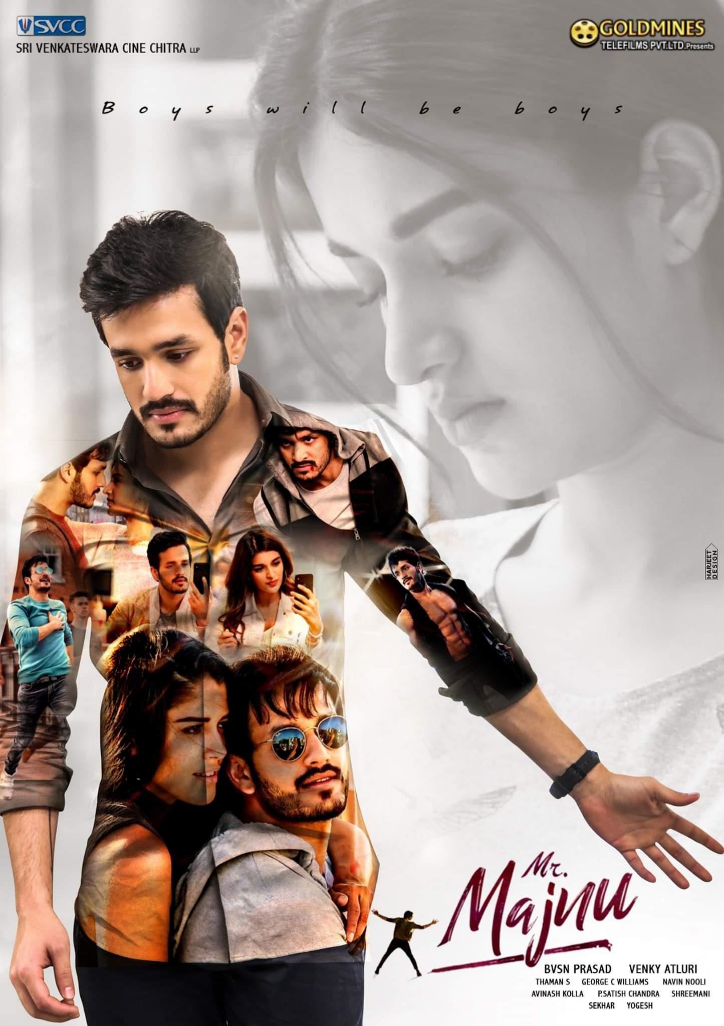 Mr.Majnu (2021) Hindi ORG Dual Audio 720p HDRip 900MB Download