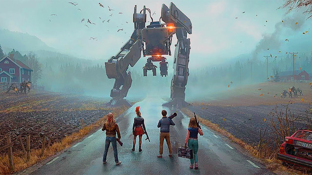 Generation Zero Build 20191028  (xatab/2019)