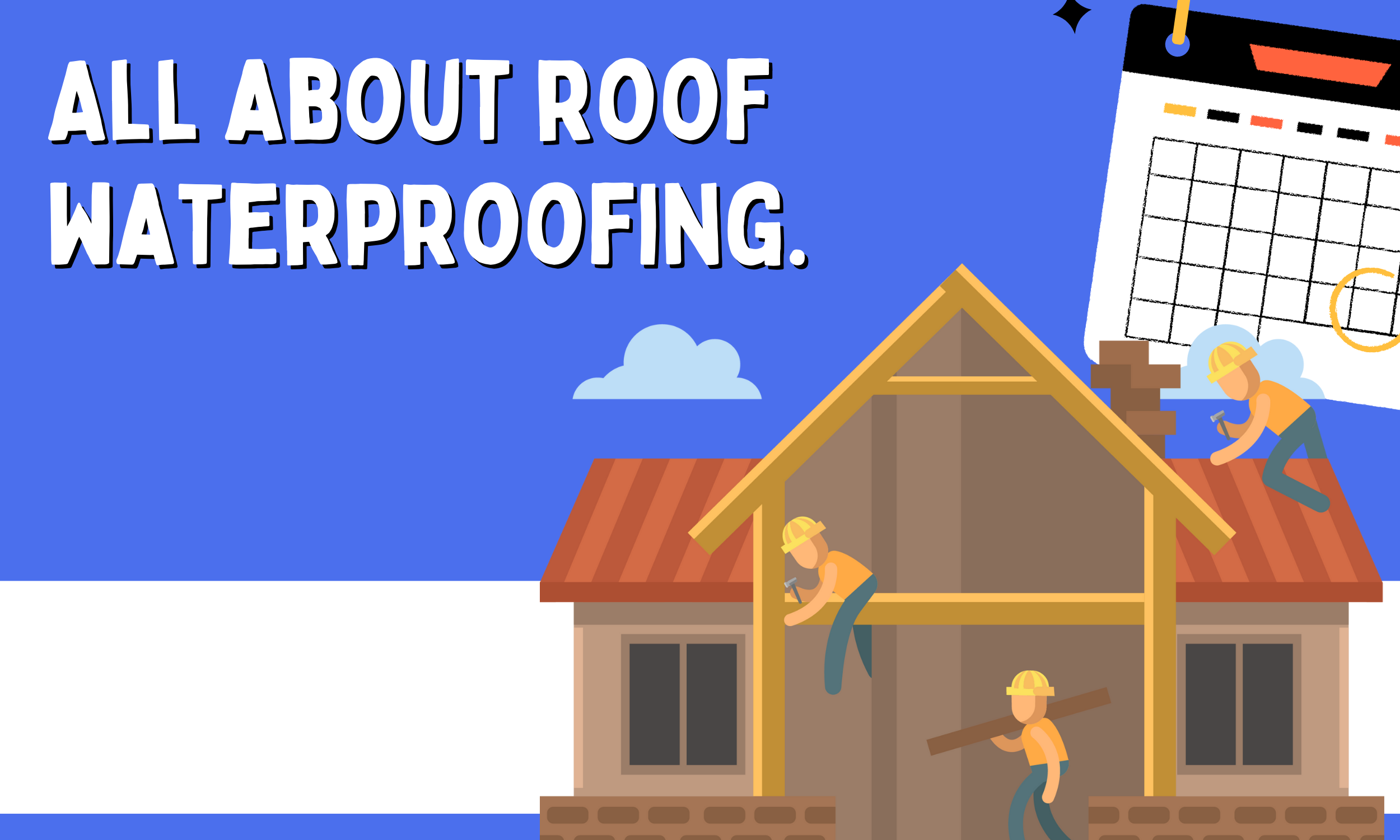 All-about-roof-waterproofing