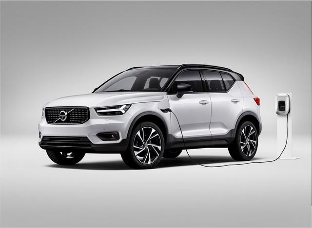Volvo Car Group dépasse les 600 000 véhicules vendus sur la plate-forme CMA 227632-New-Volvo-XC40-T5-plug-in-hybrid