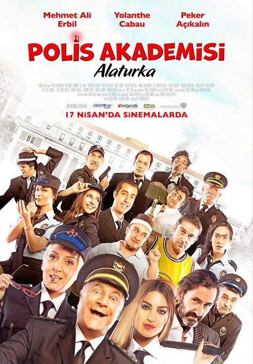 Polis Akademisi: Alaturka | 2015 | Yerli Film | WEB-DL | XviD | Sansürsüz | 1080p - m720p - m1080p | WEB-DL | Tek Link
