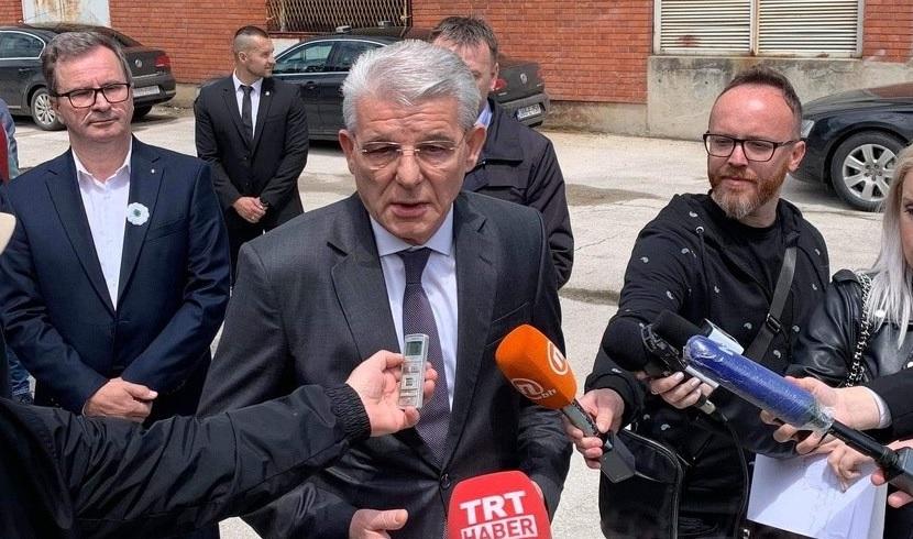 DŽAFEROVIĆ U SREBRENICI: Dovođenje odgovornih za genocid pred lice pravde je elementarni uslov za dobre odnose u regionu!
