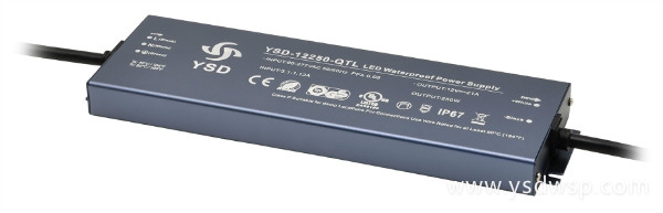 Shenzhen Yanshuoda Technology Co., Ltd Launched Different Voltages LED Power Supply For Indoor and Outdoor Different Use
