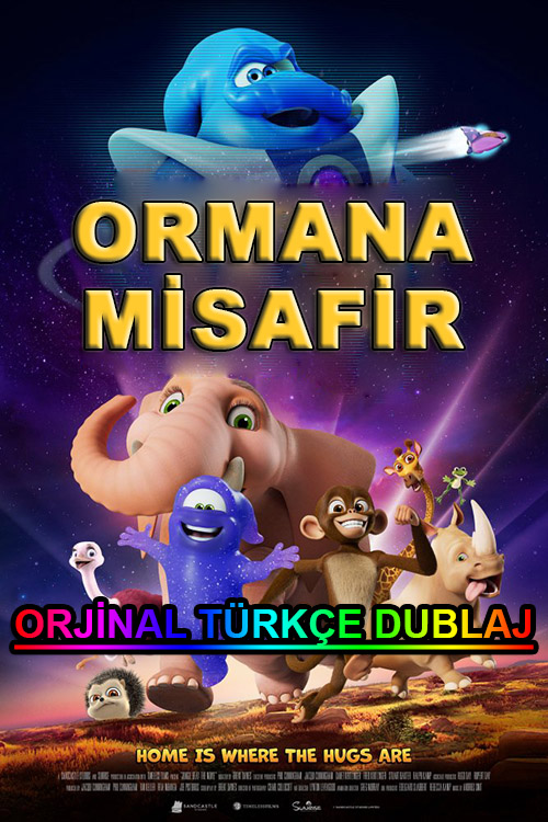 Ormana Misafir | Jungle Beat: The Movie | 2020 | WEB-DL | XviD | Türkçe Dublaj | m720p - m1080p | WEB-DL | Dual | TR-EN | Tek Link