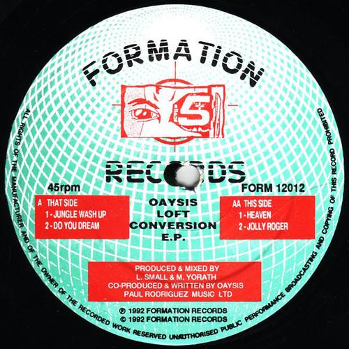 Oaysis - Loft Conversion E.P.