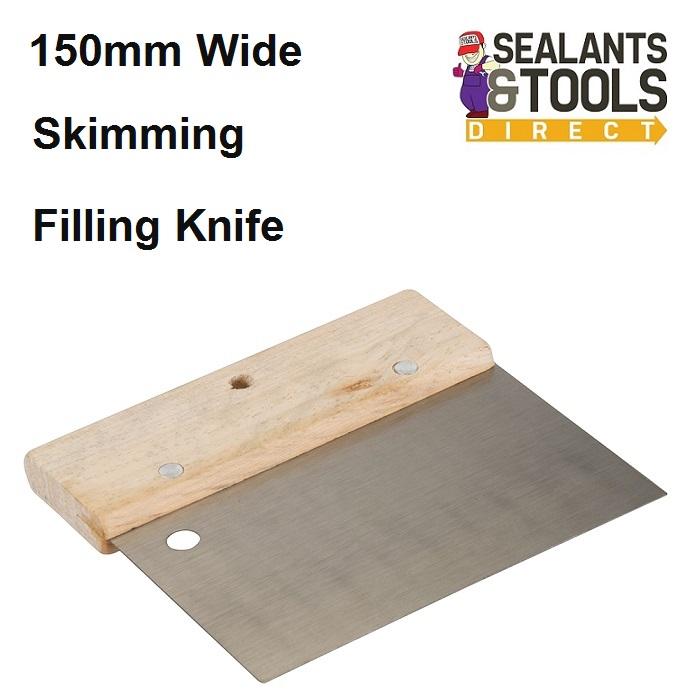 Silverline-Skimming-flat-Blade-filler-Knife-245129