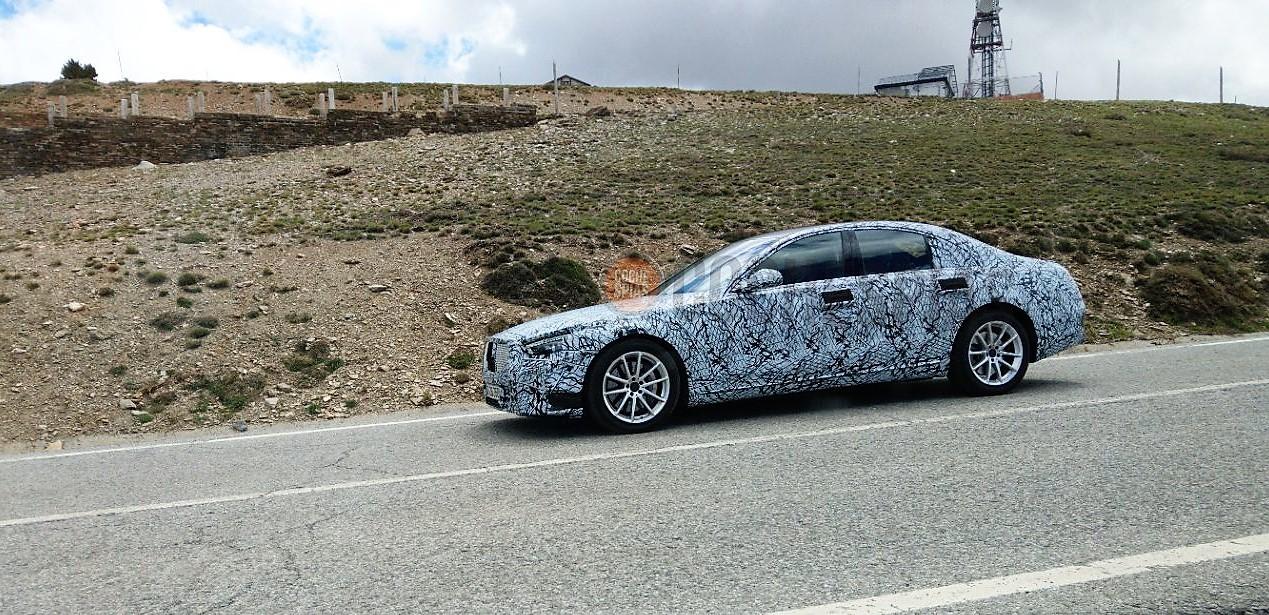 2020 Mercedes-Benz Clase S (W223) 16