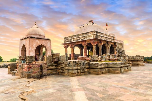 Harshat-Mata-Temple