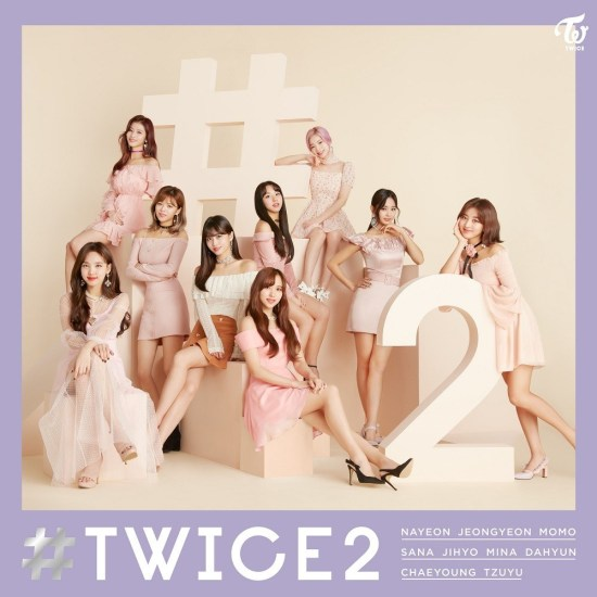 [Album] TWICE – #TWICE2