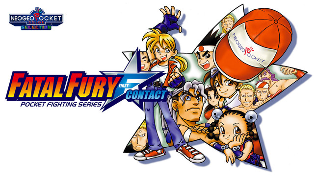 Topics tagged under 格鬥遊戲 on 紀由屋分享坊 1-FATAL-FURY-FIRST-CONTACT-image