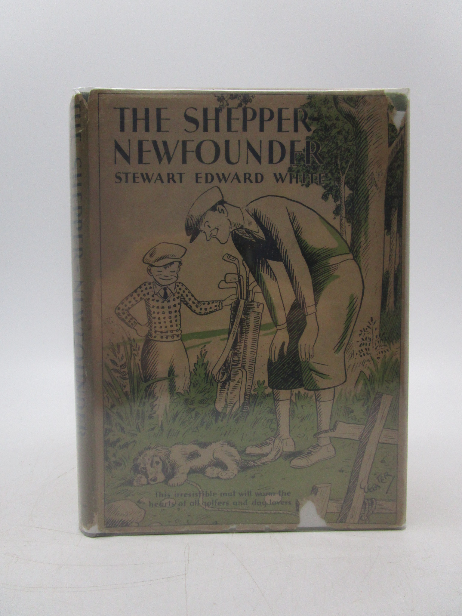 Image for The Shepper-Newfounder