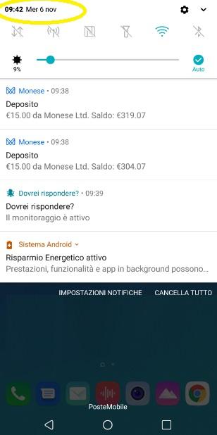 MONESE App gratuita regala fino a 25 Euro in denaro + altrettanti € SENZA LIMITI x inviti! - Pagina 2 2019-Nov06-monese-1