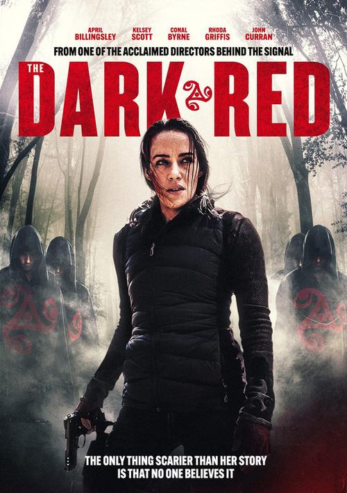 Szkarłatna krew / The Dark Red (2018) PL.WEB-DL.XviD-KiT / Lektor PL