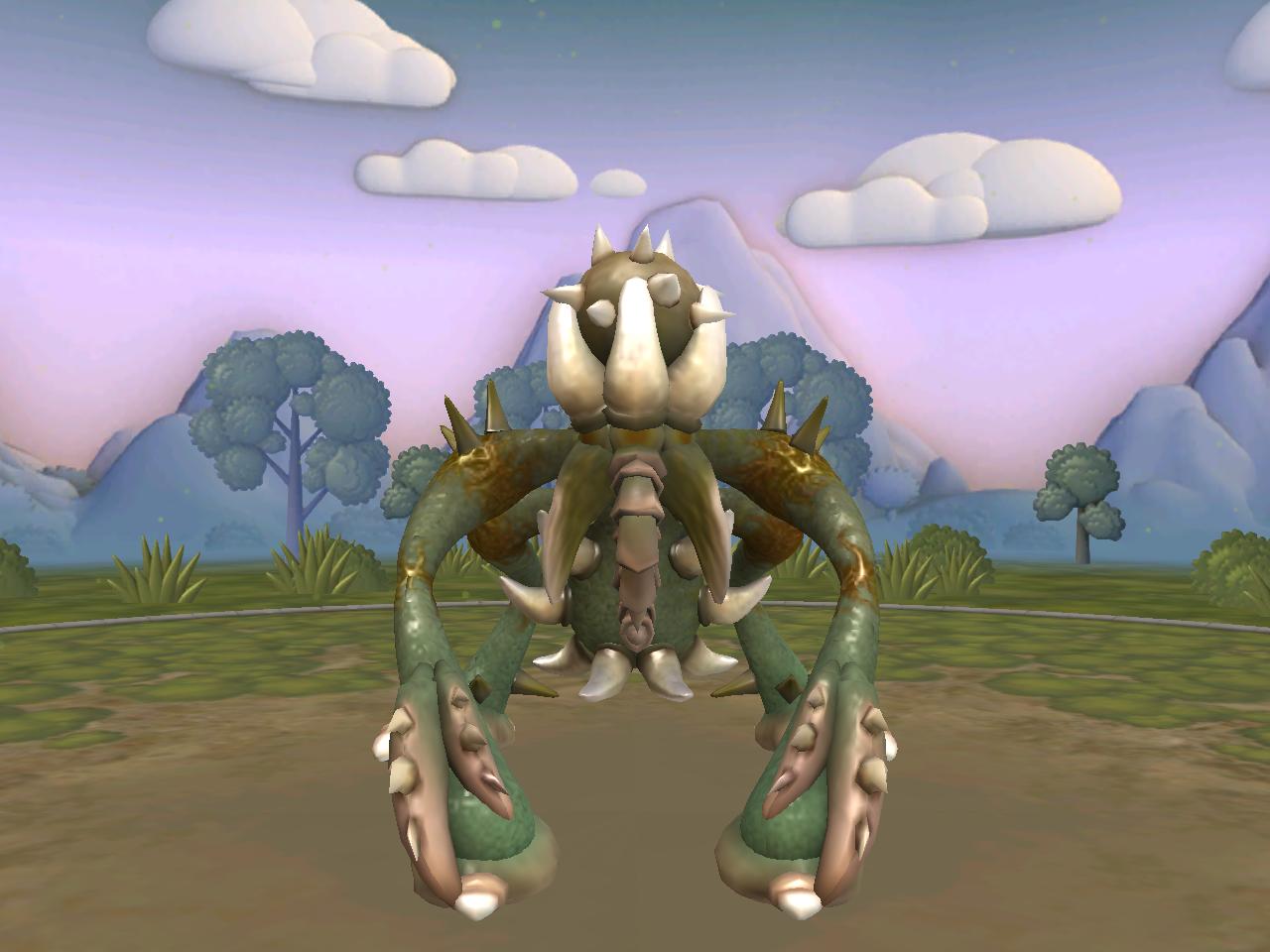 Gurowm, Insecto Puntiagudo CRE-Gurowm-1ba8ba61-ful