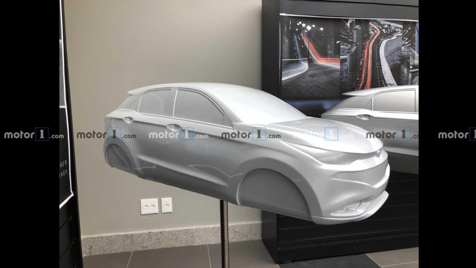 2021 Fiat Argo SUV 9