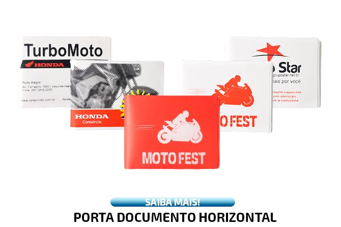 Porta Documento Horizontal