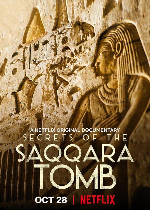 Tajemnice grobowca w Sakkarze / Secrets of the Saqqara Tomb (2020) PL.1080p.NF.WEB-DL.DDP5.1.x264-OzW | Lektor PL i Napisy PL