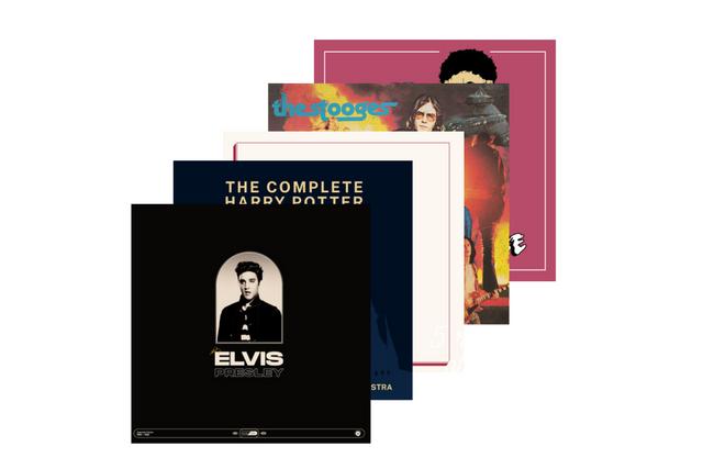 cinq-vinyles