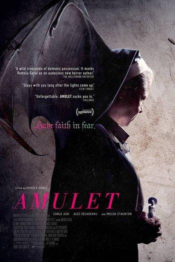Amulet (2020) English 720p HDRip Esubs DL
