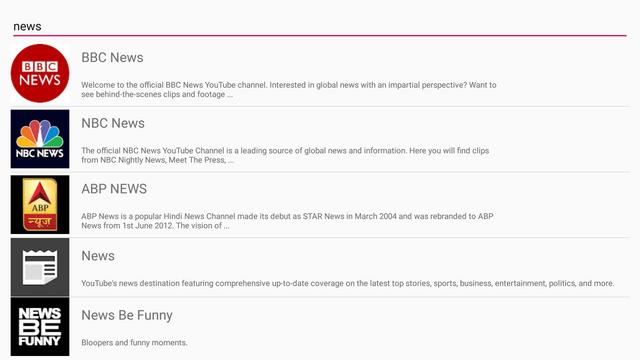 apk] Youtube Channels - GeForce Forums