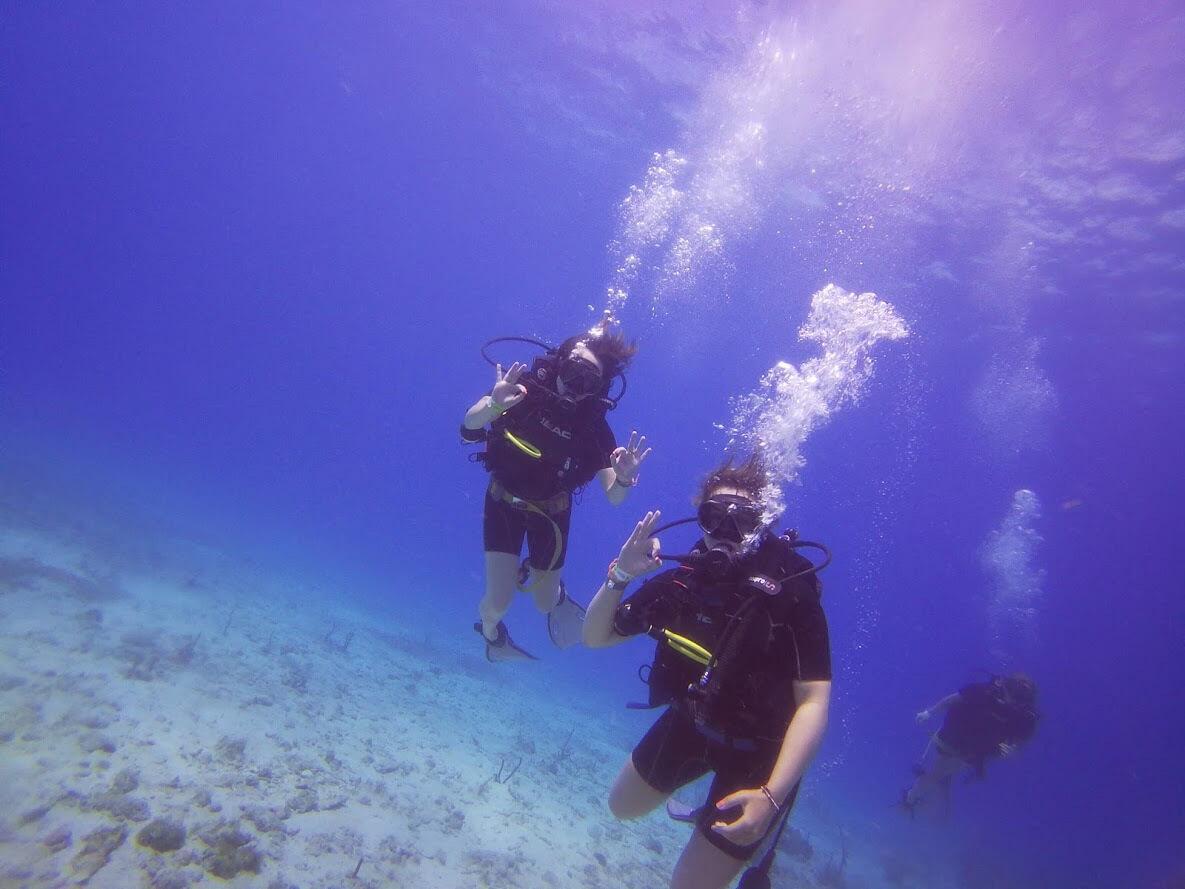 Scuba Diver PADI Punta Cana