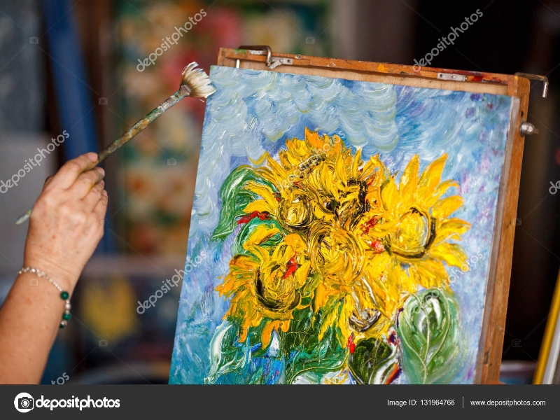 Painting Ivuka