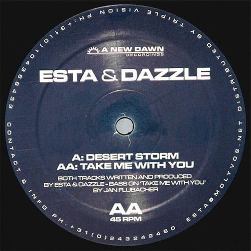 Download Esta & Dazzle - Desert Storm / Take Me With You mp3