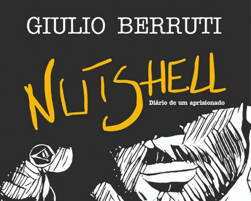 @AllbookEditora Lança o primeiro romance de Giulio Berruti, ator de O Inferno de Gabriel