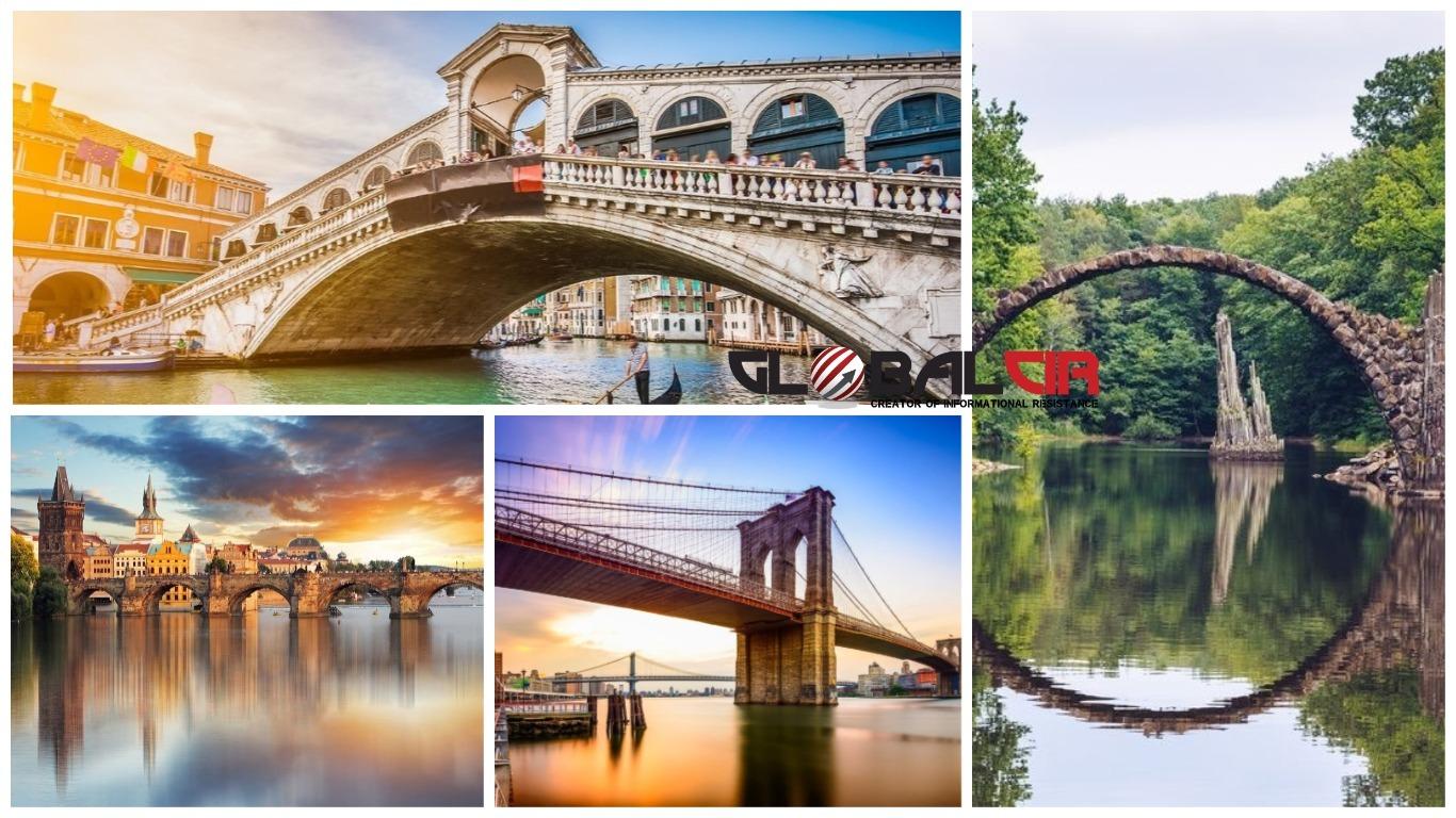 (FOTO) Čudesne građevine: Ovo su neki od najljepših mostova svijeta!